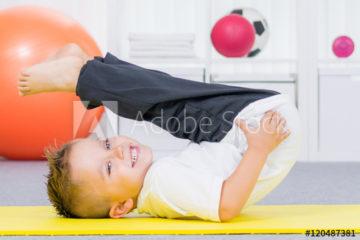 Barnefysioterapi